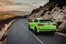 Nye kompakte RS-modeller fra Audi Sport