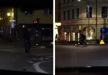 Synbesiktningen 2019: Bilister kräver samma regler för gångtrafikanter som för cyklister  – 9 av 10 vill se krav på reflex i mörker