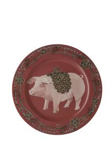 Rosenthal - Sternzeichenteller Jahr des Schweins/Design: iSHONi