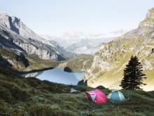 Magiske teltturer med barna!