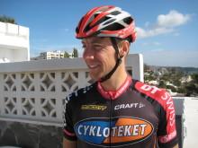 Cykling: Cykloteket Racing Team väljer ABUS