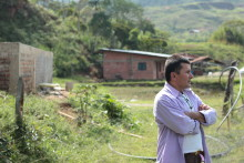 We Effect ska arbeta för ett fredligt Colombia