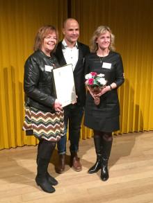Halmstads Fastighets AB belönas med Quality Innovation of the Year 2015