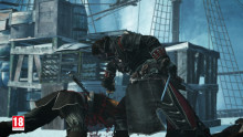 Assassin's Creed® Rogue Benchmarks New Era in Gaming with Tobii Eye Tracking Integration