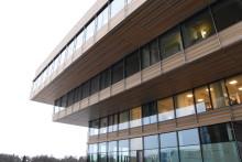 Miljöprofilerad kontorsbyggnad nomineras till Årets Bygge 2020