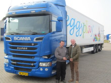 Dygtig chauffør vinder unikt Scania gadget