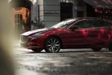Verdenspremiere: Nye Mazda6 vises i L.A.