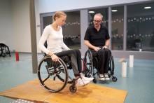 Sveriges modernaste rehabiliteringscenter invigs i Solna