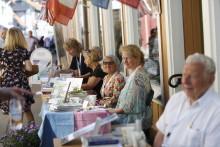 Debutanter och bokaktuella författare möts under helgens Sigtuna Litteraturfestival