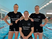 Eskilstunas simstjärnor hemma från USA och laddar inför SM på hemmaplan
