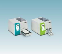 Thermotransferskrivare för industriella applikationer