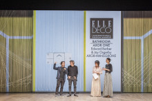 "Axor One vinder Elle Decor International Design Award for ""Bedste baddesign"""
