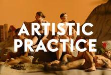 Bikubenfondens portrætserie Artistic Practice præsenterer Kirsten Astrup og Maria Bordorff