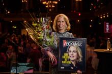 Veckans Affärer utser Näringslivets mäktigaste kvinna 2017 - Helena Stjernholm, vd för Industrivärden