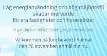 Lunchevent Kalmar