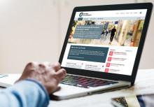 Ny webbplats för Handelns Utvecklingsråd