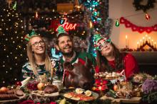 Julbord med Allsång på Djurgårdsbrunn
