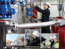 Bygger Nordens mest klimasmarte biogassfabrikk