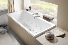 A whirlpool at home – Sensuous pleasure and pure relaxation