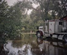Hannah Modigh om livet i väntan på orkanen