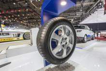 Goodyear visar upp AA-märkt däck på Geneva Motor Show 2015