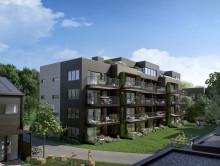 Peab bygger leiligheter og rekkehus på Vestre Billingstad