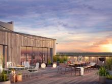 HSB säljstartar 77 lägenheter i Kallhälls centrum
