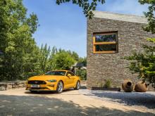 Ještě atraktivnější, silnější a technicky vyspělejší: Ford představuje nový Ford Mustang