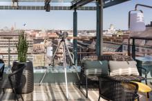 Helsinkiin aukeaa uusi kattobaari – terassi auki ympäri vuoden