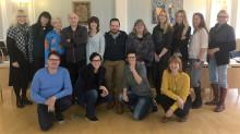 Nytt internt dynamiskt nätverk av  verksamhetskommunikatörer stärker Jokkmokks kommun