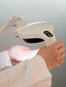 New medical examination luminaire