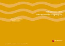 Folkuniversitetets internationella ramprogram