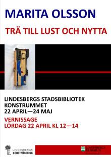 """""""Trä till Lust och Nytta"""" på ny utställning i Lindesberg"""