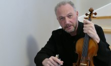 Världsviolinist gästar Nordiska Kammarorkestern och Västernorrland