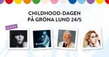 Childhood-dagen på söndag 24 maj - för tolfte gången