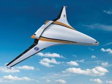 Framtidens flygplan är eldrivna