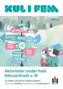 Kul i fem-programmet 2016