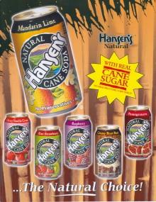 Gray's American Stores utökar läsksortimentet med nytt märke- Hansen's Sodas