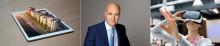 WEC360° PÅ FASTIGHETSMÄSSAN I KISTA 2017: Världspremiär för unik solskensapp, VIP-möte med Fredrik Reinfeldt