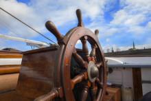 100 historiska träfartyg gästar Helsingör i pingst