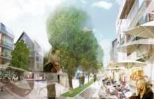 Stora byggplaner i Hovås klara för samråd. Över 7000 idéer från allmänheten lägger grunden för framtidens boende, handel och service.