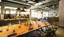 Nu öppnar efterlängtade Restaurang Hantverket