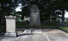 Pressinbjudan,  Baltzar von Platen hyllas vid sin grav