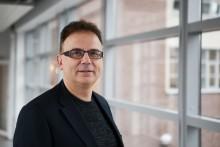 Högskolan Västs rektor debatterar klimatfrågan och mänskliga rättigheter