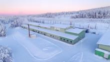 ArcticSites och ETIX Everywhere lanserar ett högenergieffektivt datacenter i Sverige, norr om Polcirkeln.