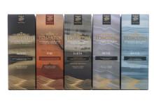 Tomatin five virtues, en hyllning till konsten att tillverka whisky