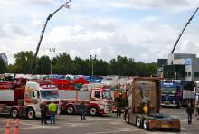 Scania inviterer til familiefest i Ishøj