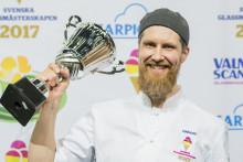 Ett Bageri är vinnaren av Svenska glassmästerskapen 2017