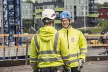 JM miljömärker alla egna bostäder med Svanen