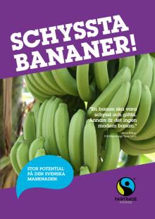 """""""Schyssta bananer Del 1: Utmaningar och möjligheter i framtidens bananindustri"""""""